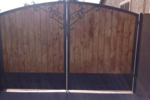 Photo #5: Cheap gates and doors