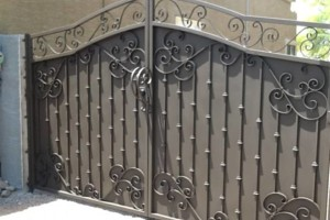 Photo #4: Cheap gates and doors