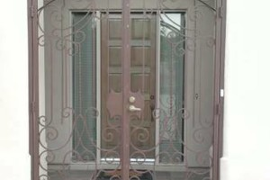 Photo #1: Cheap gates and doors