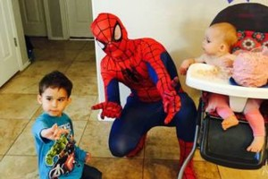 Photo #1: Spiderman available for your party!!!