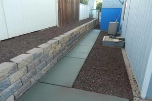 Photo #1: DO YOU NEED CONCRETE? PATIOS - SIDEWALKS - EXTENSIONS