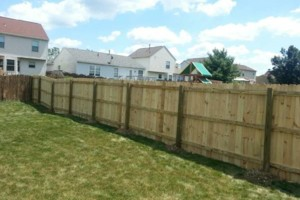 Photo #1: FERRELL FENCE & DECKS