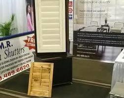 Photo #3: Custom Wood Shutters Direct from Owner - Craftsman. Free Quote!