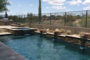 Photo #17: Refresh Pools LLC. (Pictures are of actual customer pools)