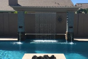 Photo #13: Refresh Pools LLC. (Pictures are of actual customer pools)
