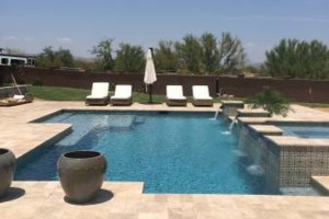 Photo #11: Refresh Pools LLC. (Pictures are of actual customer pools)