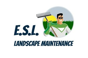 Photo #1: ESL Landscape Maintenance. Basic lawn care starting at $35