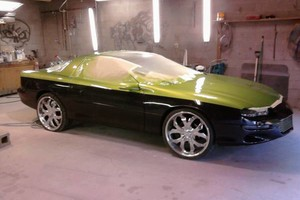 Photo #8: Cheap auto body and paint by Bobby