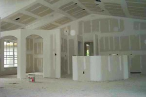 Photo #1: DRYWALL - I SHOW UP ON TIME