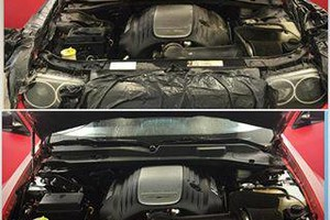 Photo #1: Engine Detail - mobile service! $60.00