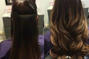 Photo #6: PROFESSIONAL HAIR EXTENSIONS...