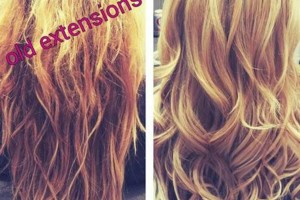 Photo #4: PROFESSIONAL HAIR EXTENSIONS...