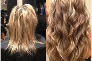 Photo #3: PROFESSIONAL HAIR EXTENSIONS...
