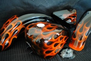 Photo #6: Motorcycle Painting