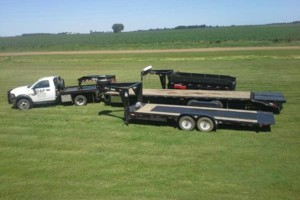 Photo #1: CUSTOM HAULING/TRUCKING