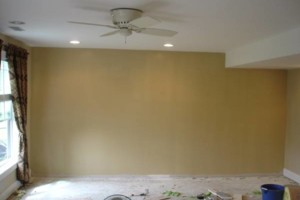 Photo #10: Painting and Drywall patching and repairs