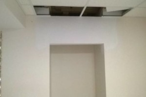 Photo #3: Painting and Drywall patching and repairs