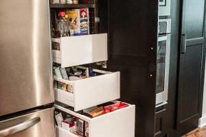 Photo #1: Schmidt Construction. Complete IKEAKitchen Remodel