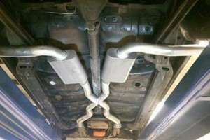 Photo #7: ACE mufflers & brakes. 20+ y.exp.