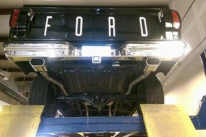 Photo #1: ACE mufflers & brakes. 20+ y.exp.