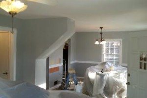 Photo #3: Need a painter? Call! No runs, skips, paint on floor!