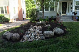 Photo #6: Lawn & Landscape work in the Omaha Metro