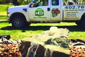 Photo #4: Lawn & Landscape work in the Omaha Metro