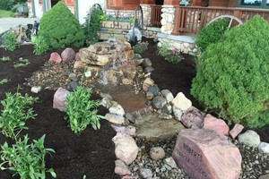 Photo #2: Lawn & Landscape work in the Omaha Metro