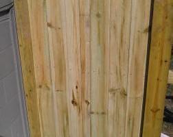 Photo #1: M.A.V.V. Fence Company