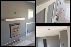 Photo #8: Home Remodeling (10% OFF) Base Moldings....