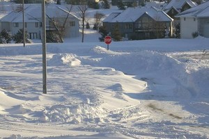 Photo #1: MICHEAL'S Snow REMOVAL. Cheapest in Omaha !!!