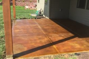 Photo #5: Concrete/Floor Coating Contractor