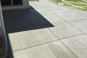 Photo #4: Concrete/Floor Coating Contractor