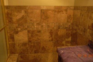 Photo #2: Tile Installer (ceramic tile, marble, and granite)