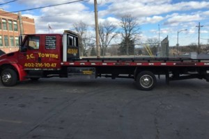 Photo #1: Tow Truck Service starting at $40. JC TOWING