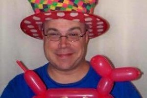 Photo #1: Allen the Balloon Man for birthday parties & other events