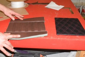 Photo #10: RESTORING UPHOLSTERY by Okoboji Classic Cars