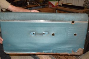 Photo #11: RESTORING UPHOLSTERY by Okoboji Classic Cars