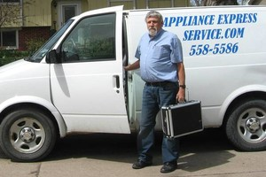 Photo #1: APPLIANCE REPAIR SERVICE. The same day!