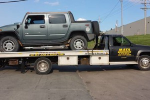 Photo #1: 2 LOCAL TOWING WITH MATA TOWING