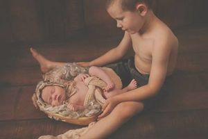 Photo #1: Newborn Photography - $150