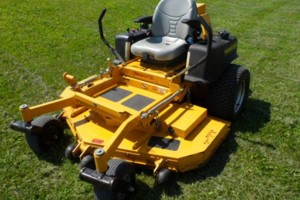 Photo #1: INTERNATIONAL LAWN CARE - mowing, trimming, aeration