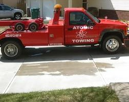 Photo #2: ATOMIC TOWING