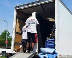 Photo #1: MIDDLE WEST MOVERS