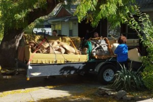 Photo #2: GT Services. Junk removal