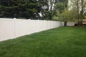 Photo #1: Campbell Heartland Fence