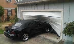 Photo #1: GARAGE DOORS FIXED