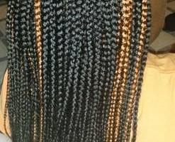 Photo #3: Hair braiding and weaving cheap