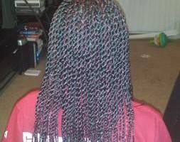 Photo #1: Hair braiding and weaving cheap