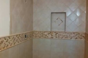 Photo #4: Ceramic tile and bathroom remodeling